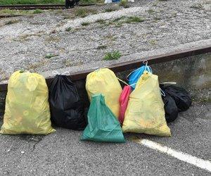Očistimo Slovenijo 2018: 28.000 ljudi odstranilo 77 ton odpadkov
