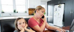 Kako se lahko izvaja nadzor dela od doma?