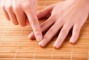 Lahko preprost test s prsti razkrije prisotnost pljučnega raka?
