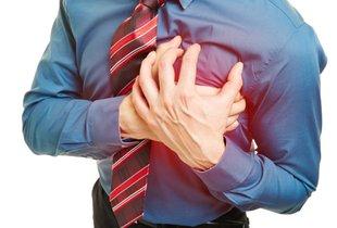 Gre za srčni infarkt ali le za bolečino v mišicah?