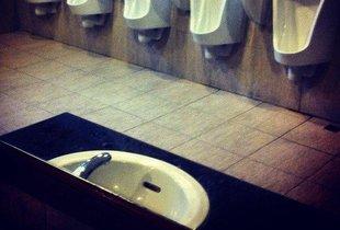 Moška stranišča imajo šestkrat več mikrobov kot ženska