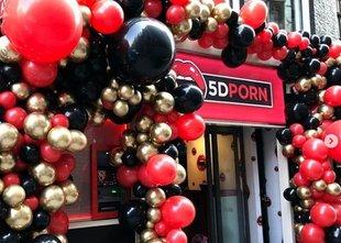 V Amsterdamu odprli prvi 5D porno kino