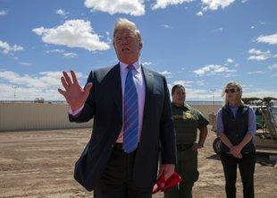 Trumpov zid ogroža arheološka najdišča