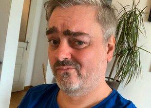 Marko Miladinović se je postrigel: Žena pravi, da sem 'luškan'