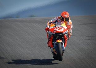 Marquez verjame, da lahko do konca letošnje sezone vnovič stopi na zmagovalni ...
