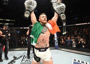 McGregor šokiral z oznanitvijo o upokojitvi: Fantje, Pina Colada je na moj račun