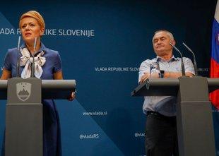 Predsednik Sindikata kmetov Slovenije deležen groženj s smrtjo in požigom ...