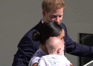 Princ Harry in Meghan Markle dopustujeta na hrvaškem otoku Brač