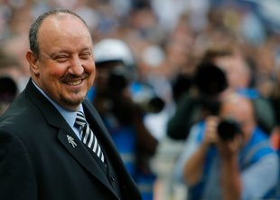 Benitez si želi spet osvojiti Ligo prvakov: 'To je najboljša trofeja'