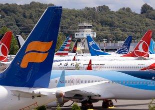 V rezervoarjih boeingov 737 max našli potencialno nevarne tujke