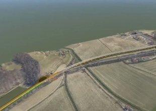 Zaključena nadgradnja železnice od Pesnice do meje z Avstrijo