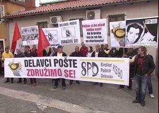 Pošta Slovenije in sindikata vendarle dosegli dogovor, stavke ne bo