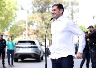 Legendarni Casillas v boj za predsednika španske zveze