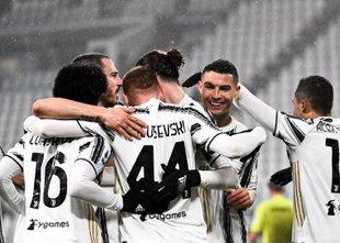 Morata, Chiesa in Ronaldo v drugem polčasu potopili Spezio