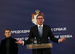 Stopnjevanje napetosti na Kosovu: Vučić pozval NATO k ukrepanju