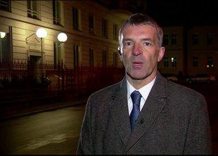 Predsednik nadzornega sveta SDH Damjan Belič je odstopil