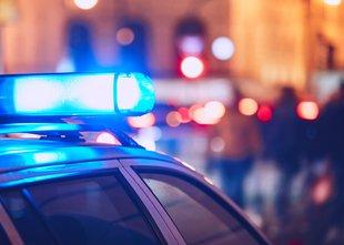 Nesrečo na glavni cesti proti Kočevju povzročil voznik v neregistriranem vozilu