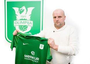 Robert Pevnik novi trener ljubljanske Olimpije