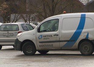 Iz avtomobila varnostne službe ukradli milijon evrov gotovine