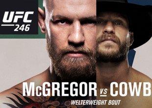 V ŽIVO NA VOYO: Kdo se bo smejal zadnji: McGregor ali Cerrone?