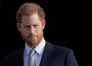 Užaloščen princ Harry: Druge možnosti, kot da se umakneva, ni bilo