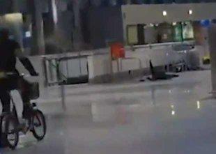 38-letni slovenski državljan na frankfurtskem letališču grozil, da bo 'vse ...
