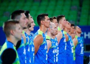 Slovenci dobro igrali v Italiji, a izgubili