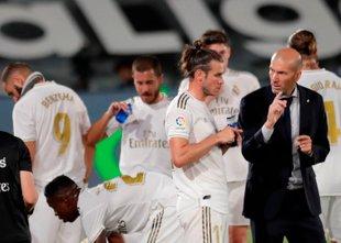 Real v Manchester brez Bala, kaznovani Ramos na letalu z ekipo