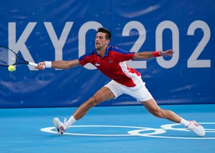 Đoković še dva koraka od olimpijskih sanj: Nišikori dobil le dve igri