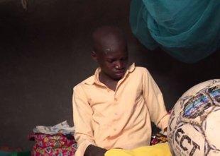 Italijanski nogometni trenerji pod okrilje vzeli begunce in otroke iz Ugande
