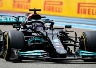 Norrisu prvič 'pole', Hamilton šele četrti