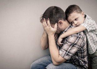 'Najhuje je, ko gledaš druge očete, kako se igrajo z otroki, ti pa se ne moreš'