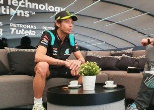 Rossi v obširnem intervjuju: Želim si imeti družino. Tudi to ni več daleč