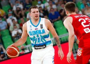 Sekulić: Luka je prišel, da reprezentanco odpelje na OI
