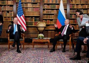 Putin in Biden dosegla dogovor o vrnitvi veleposlanikov