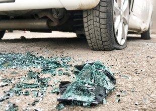 Povzročitelji naleta na primorski avtocesti trije vozniki, ena oseba poškodovana