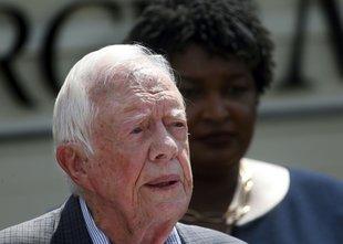 Jimmy Carter postal najstarejši še živeči nekdanji predsednik ZDA