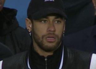 Uefa: Neymar zaradi 'žaljenja in nadlegovanja' Skomine v postopku