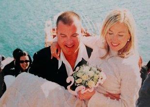Nini Ivanič načrti za 20. obletnico poroke splavali po vodi