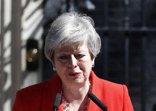Mayeva na robu joka: Vedno bom obžalovala, da nisem izvedla brexita