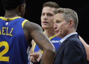 Kerr: Dončić? Bil je grozen, sploh me ni navdušil