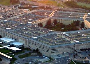 Zaradi streljanja pred Pentagonom stavbo povsem zaprli