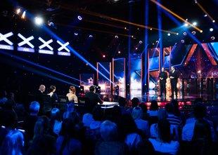 Pestro dogajanje v zaodrju šova Slovenija ima talent