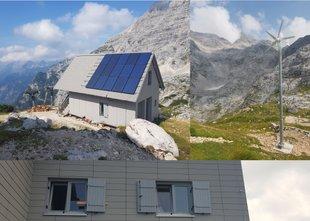 Okolju škodljive agregate nadomeščajo veternice, fotovoltaika, hidroelektrarne ...