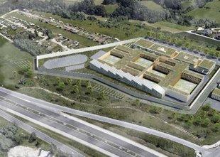 Ljubljanski mestni svet prižgal zeleno luč gradnji novega zapora v Dobrunjah
