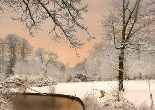 Po sneženju bo pritisnil mraz