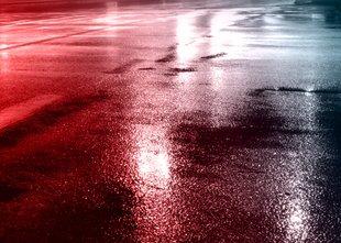 Na štajerski avtocesti umrl pešec, ki je ležal na voznem pasu