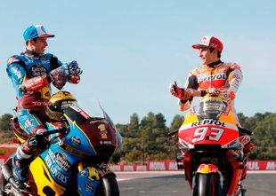 Uradno: Honda združila brata Marquez 'pod eno streho'