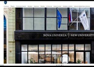 Zapisnik: 'Glavna težava je, da želi Nakvis Novi Univerzi odvzeti akreditacijo'