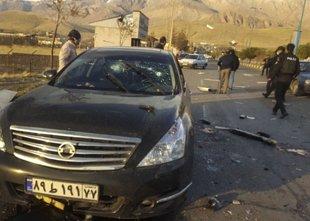 V atentatu ubit glavni iranski strokovnjak za jedrsko orožje